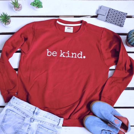 Be kind. sweatshirt
