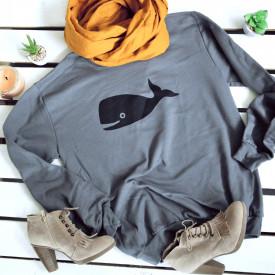Whale. sweatshirt