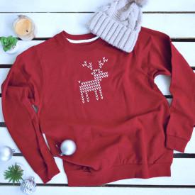 Deer. sweatshirt