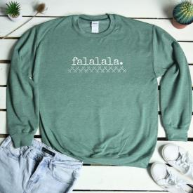 Falala. sweatshirt