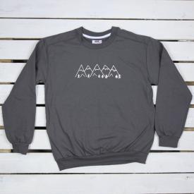 Mountains. sweatshirt