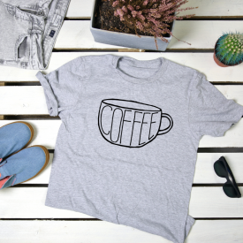 Coffee. t-shirt