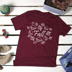 Fall. t-shirt