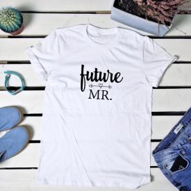 Future Mr. t-shirt