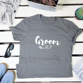 Groom. t-shirt