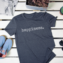 Happiness. t-shirt