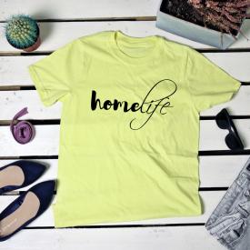 Home life. t-shirt