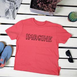 Imagine. t-shirt