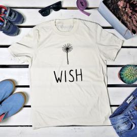 Wish. t-shirt