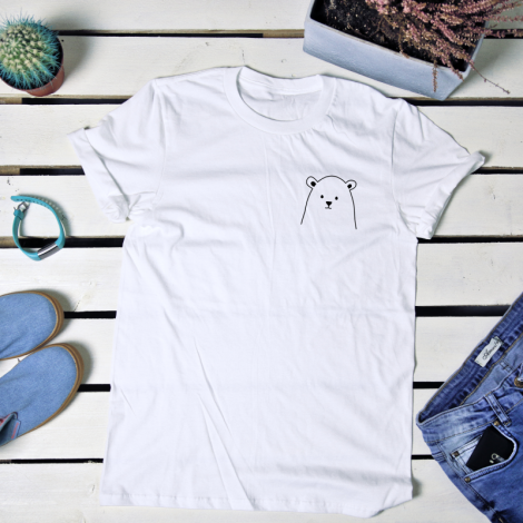 Bear_little t-shirt