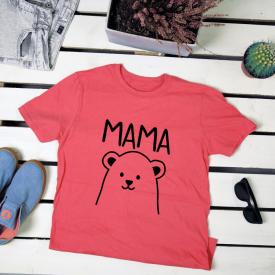 Mama bear big. t-shirt