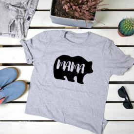 Mama bear. t-shirt