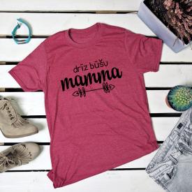 Drīz būšu mamma. t-shirt