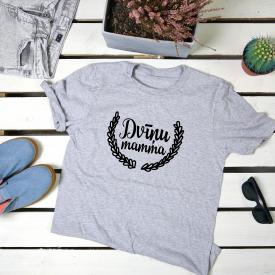 Dvīņu mamma. t-shirt