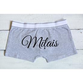 Mīļais men's underwear