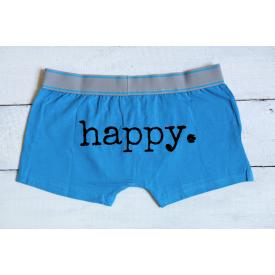 Happy men's underwear