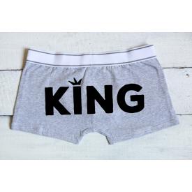 King men's underwear