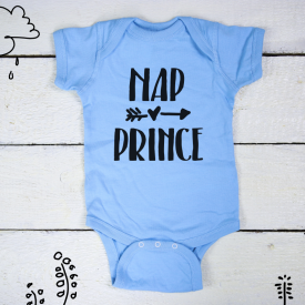 Nap prince bodysuit