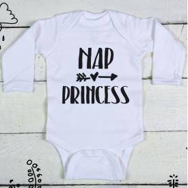 Nap princess bodysuit