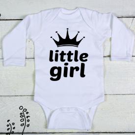 Little girl bodysuit