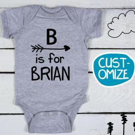 B is for Brian bodysuit