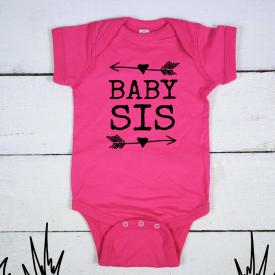 Baby sis bodysuit