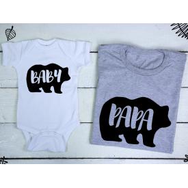 Baby, papa bearv3 set