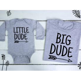 Little dude, big dude set