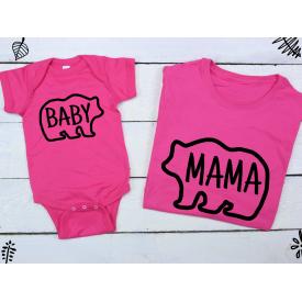 Baby, mama bearv2 set