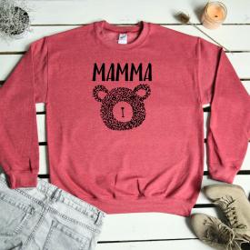 Mamma lācis. sweatshirt