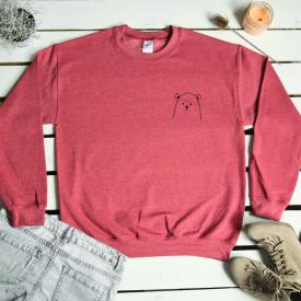 Mazais lācis. sweatshirt
