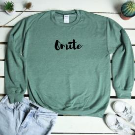 Omīte. sweatshirt