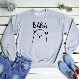 Baba lācis. sweatshirt
