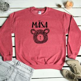 Māsa lācis. sweatshirt