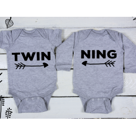twin, ning bodysuits